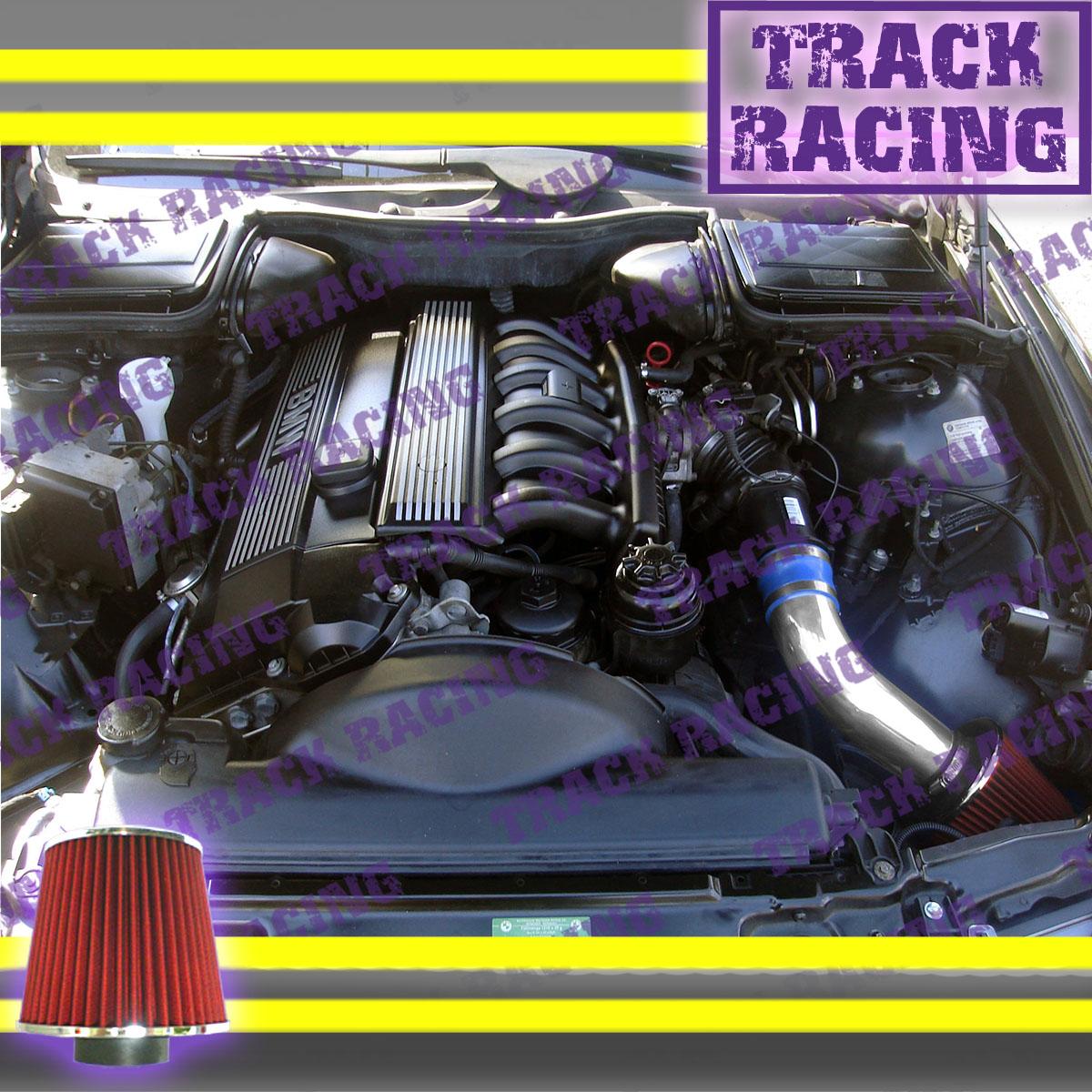 97 98 99 00 01 02 CHRYSLER  PLYMOUTH PROWLER 3.5L V6 V 6 AIR INTAKE KIT Red