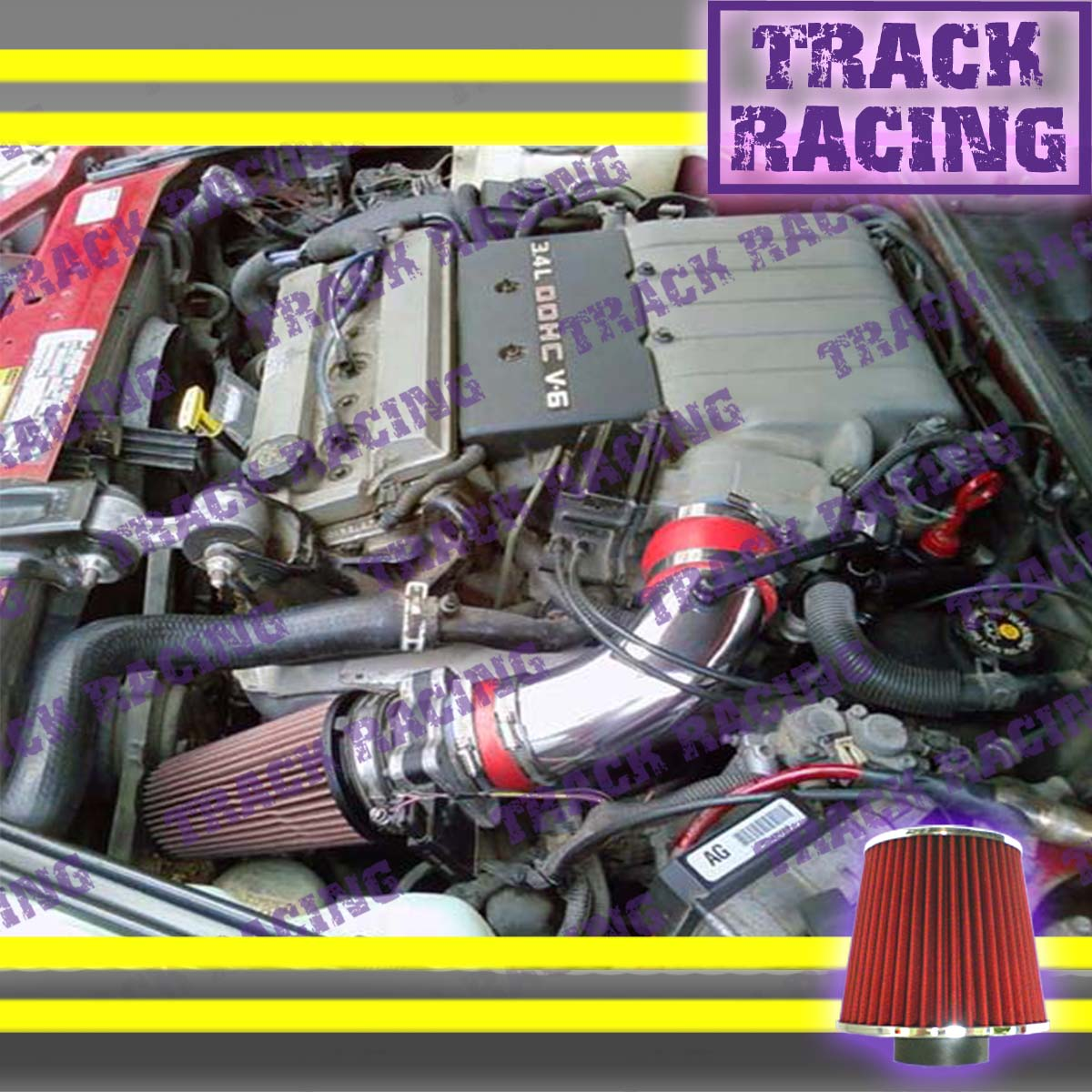 94 95 Chevy Lumina Oldsmobile Cutlass Supreme 34l V6 Lq1 Z34 Air Cutl Wiring Diagram Hover Mouse Over Image To Enlarge