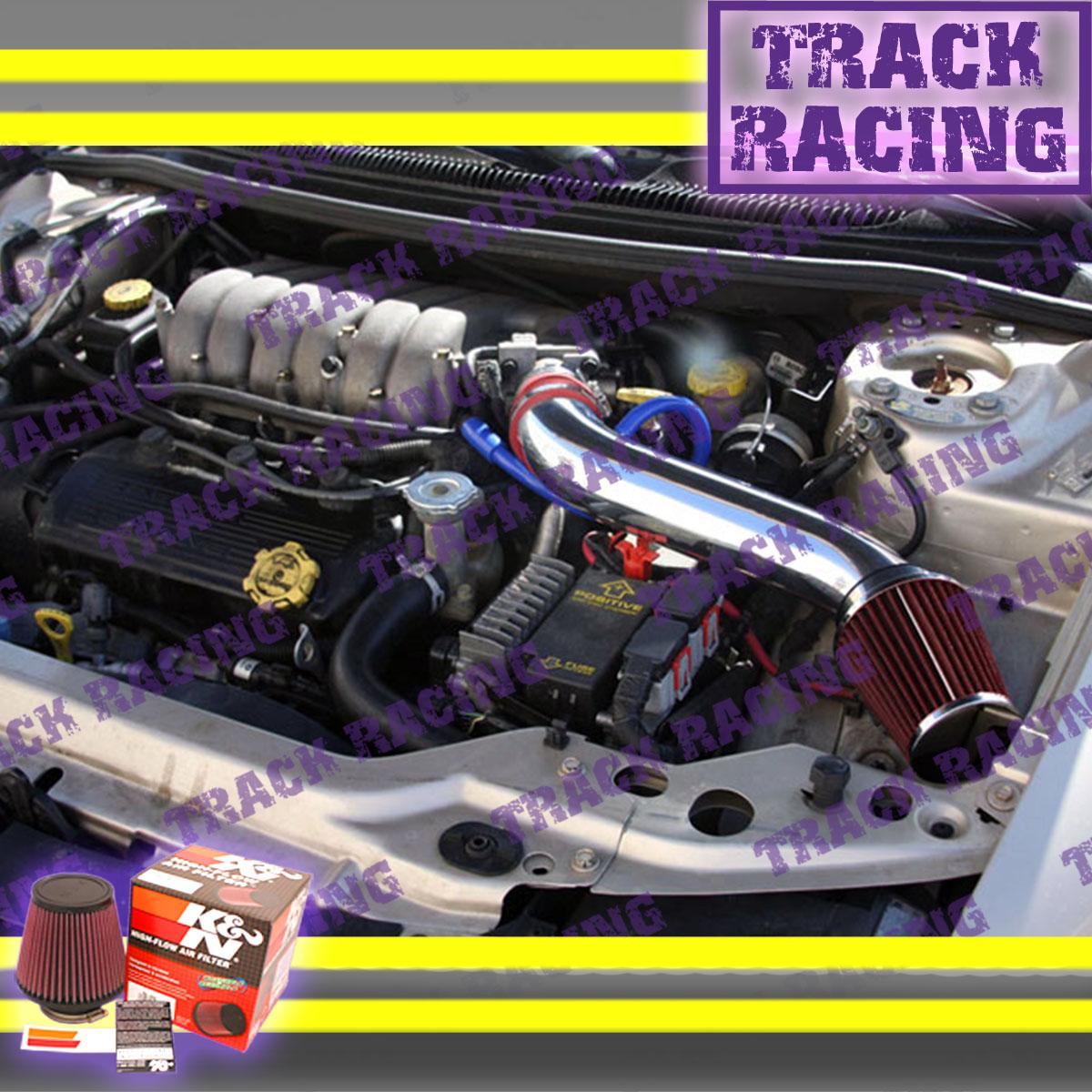 95-00 DODGE STRATUS//CHRYSLER SEBRING//CIRRUS 2.5 2.5L V6 AIR INTAKE KIT LONG NEW
